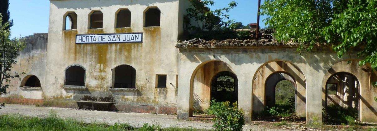 Estación Horta de Sant Joan