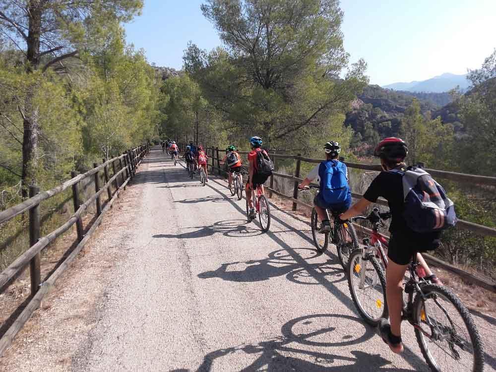 Grup escolar ciclisme